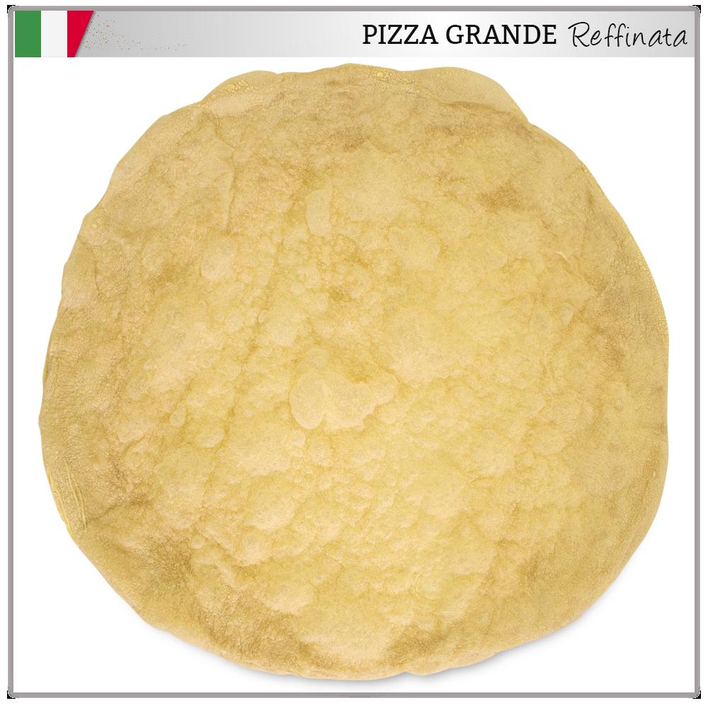 pizza fina grande