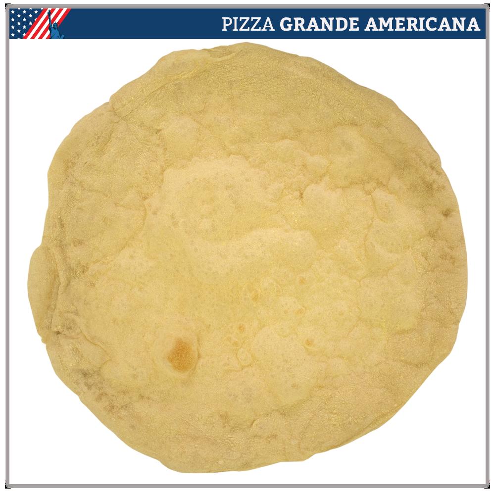 Base de pizza Americana Grande